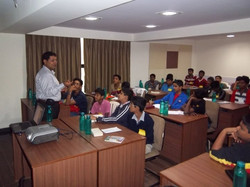 Session for Teenagers by Dr Kurien