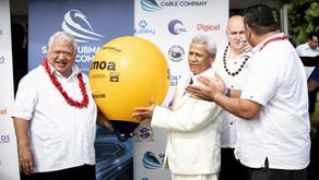 Manatua Cable Completes First Landing in Apia, Samoa