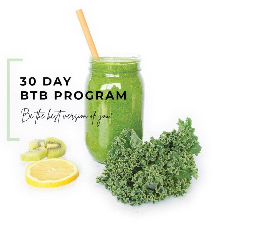 30-Day BTB Program