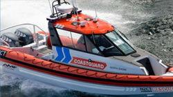 Coastguard Visit!