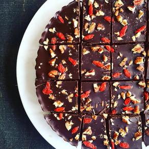 Raw Superfood Brownie