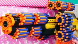 Nerf Gun War Day