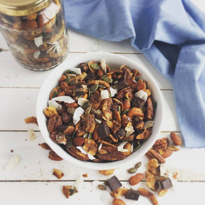 Natural Coconut Choc Trail Mix