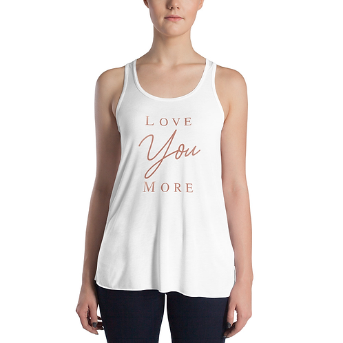 Love You More Boss Babe Tank