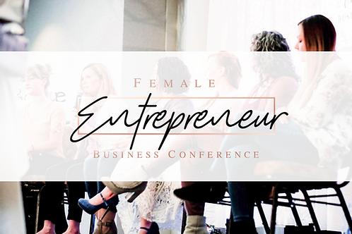 Female Entrepreneur Business Conference- General Admission
