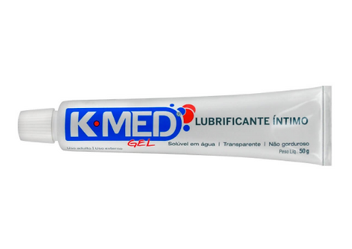 K-MED Lubrificante Simples 50g