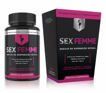 Sex Femme   Suplemento Feminino