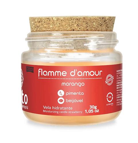 Flamme D'Amour Vela Aromática 30g