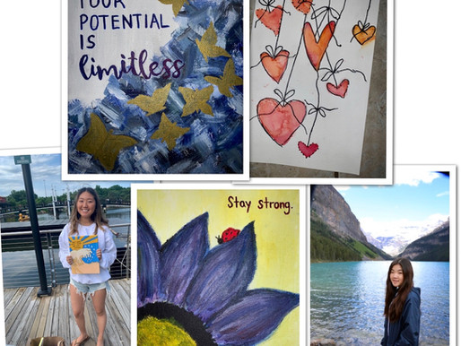 Erin Lee, April Park and Christine Park - Volunteer Spotlight!