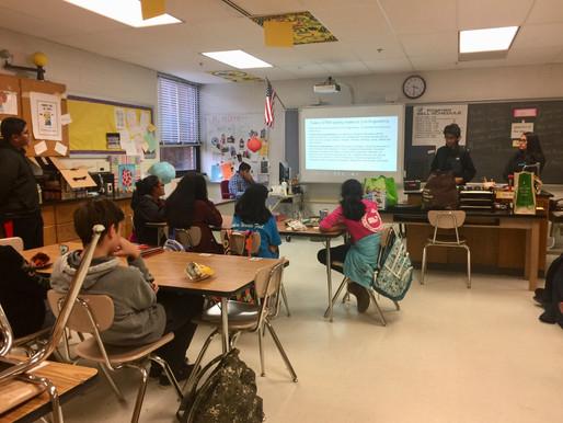 Arts-n-STEM4Hearts at Middle School STEM Programs
