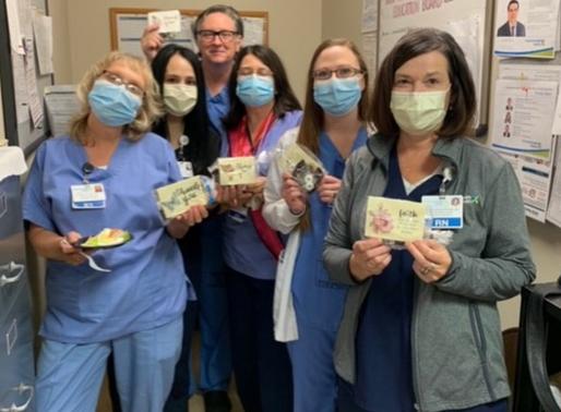 Wilkes Barre Hospital, PA - COVID-19 Efforts