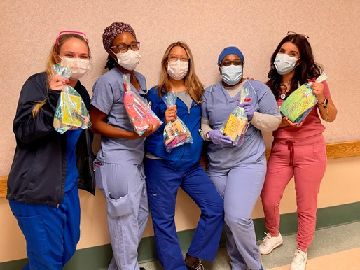 Shout out to Shady Grove Adventist Hospital!