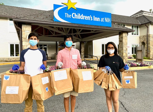 NIH Children's Inn - Outreach Event