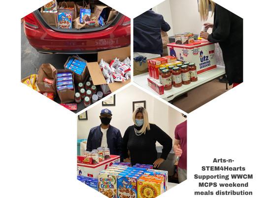 WWCM Food Donation - COVID-19 Efforts
