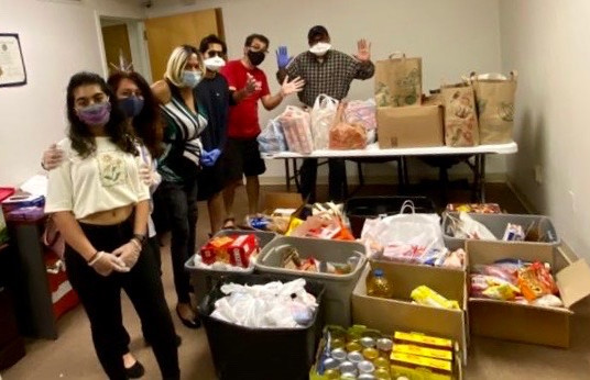 Supporting MCPS School Meals through Women Who Care Ministries (WWCM) - COVID-19 Relief Efforts