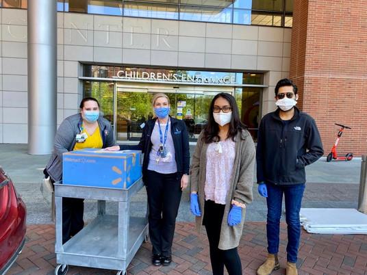 Johns Hopkins Children's Center - COVID-19 Efforts