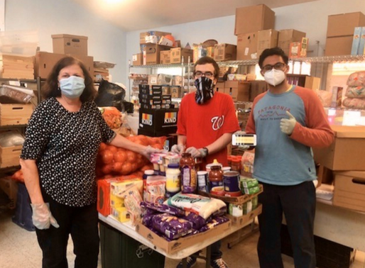 Food Bank Donation in Lackawanna County, PA- Adwitya Singh