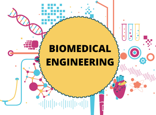 Biomedical Engineering Undergrad Program - Guidance to middle and high schoolers