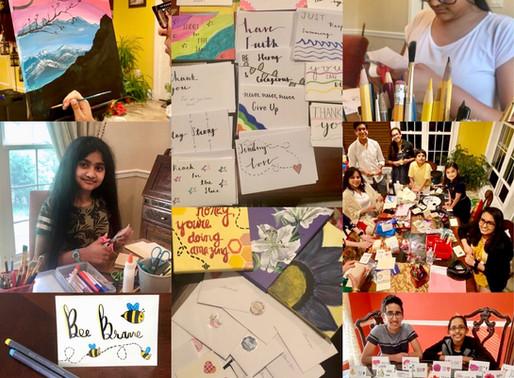 Recent Outreach  Preparation Efforts- Volunteers Spotlight!
