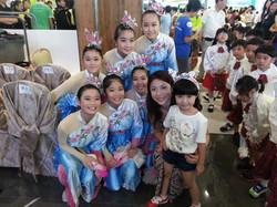中國舞課程