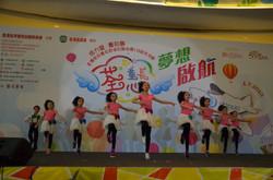 荃心童長愉樂無窮慶回歸表演2015 - 創作舞