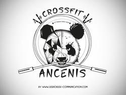 logo crossfit ancenis par jus d'icieuse