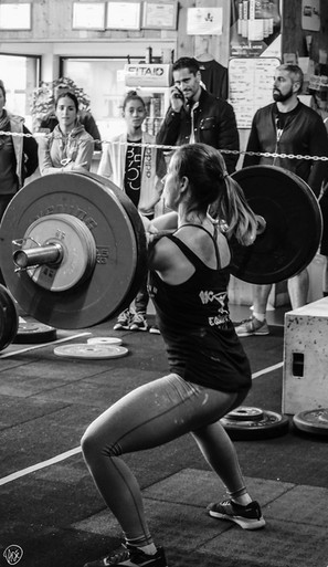 Jus d'icieuse Communication - Shooting photo - CrossFit - Sport