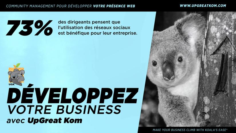 Upgreat Kom-Community-Manager-douai-lille-arras-lens-entreprise-gestion-reseaux-sociaux-de