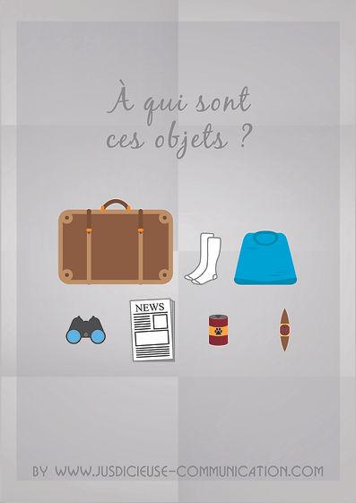 Les affaires de Tintin