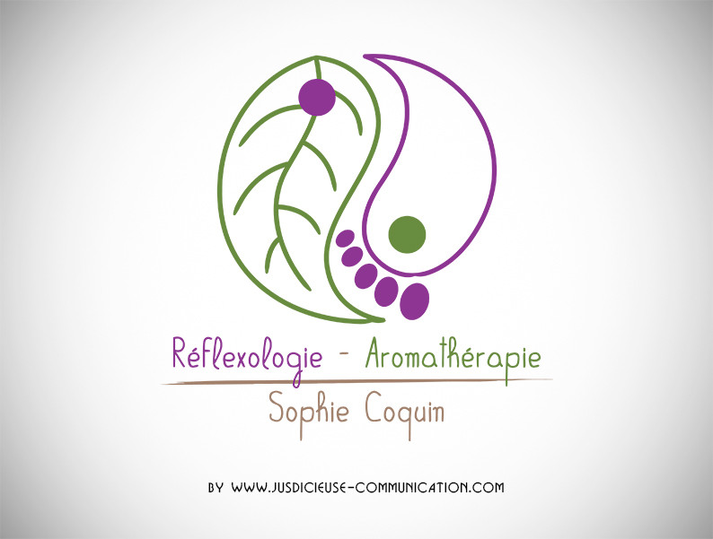 Graphiste douai-creation logo-reflexolog