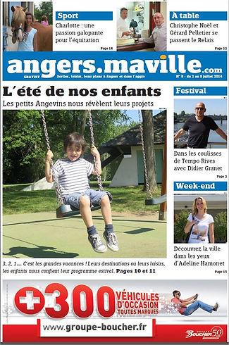 Angers.maville Graphiste Angers