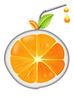 Icône logo Jus d'icieuse Communication -