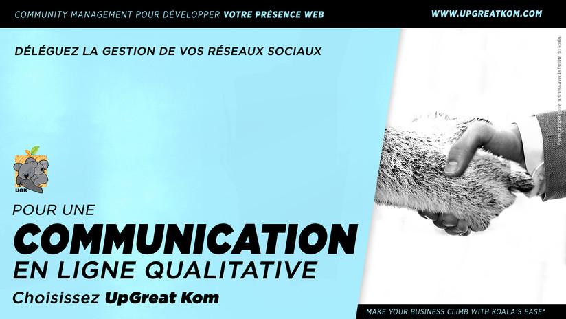 Upgreat Kom-Community-Manager-douai-lille-arras-lens-entreprise-gestion-reseaux-sociaux-co