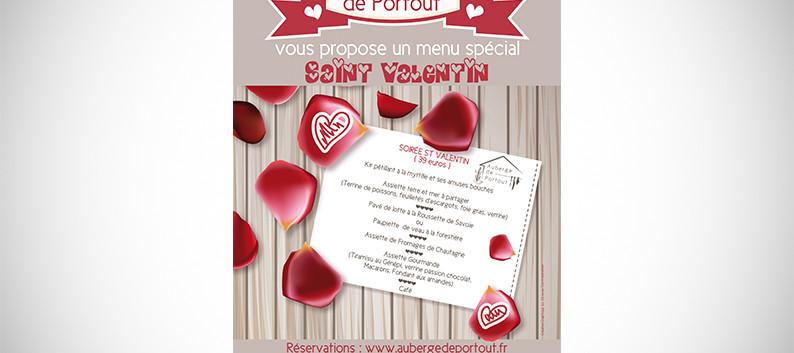 graphiste_angers_affiche_saint valentin_