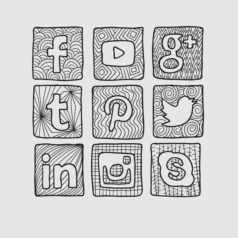 Se lancer sur les réseaux sociaux, graphiste Angers