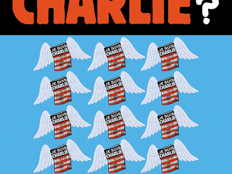 NOUS SOMMES CHARLIE, HOMMAGE