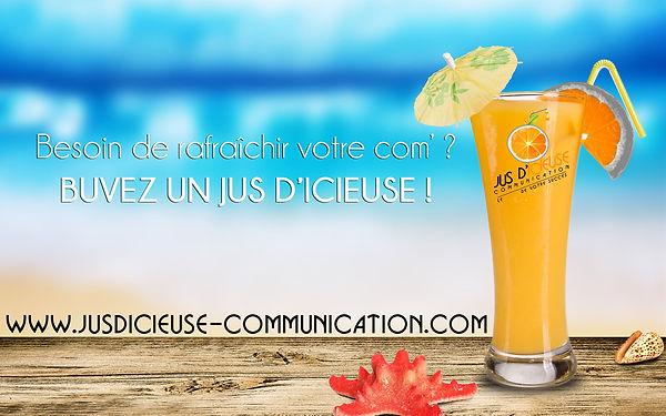 Jus d'icieuse Communication - mieux qu'une agence pour votre communication d'entreprise des hauts de france