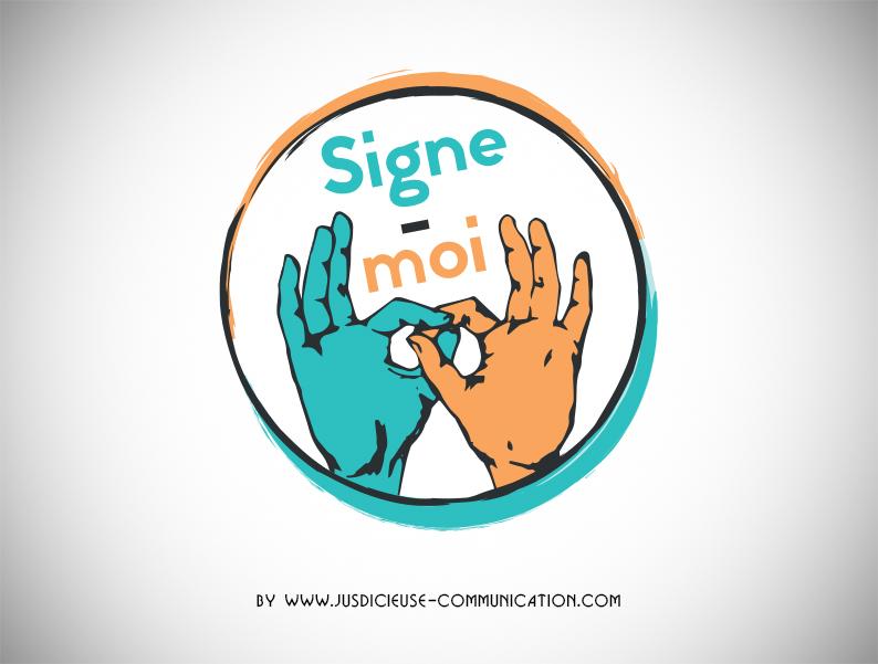 creation-logo-signe-moi-langage des sign