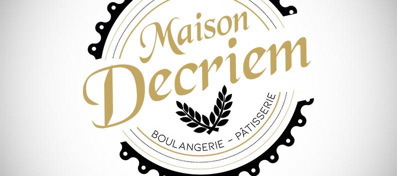 creation-logo-maison decriem-boulangerie
