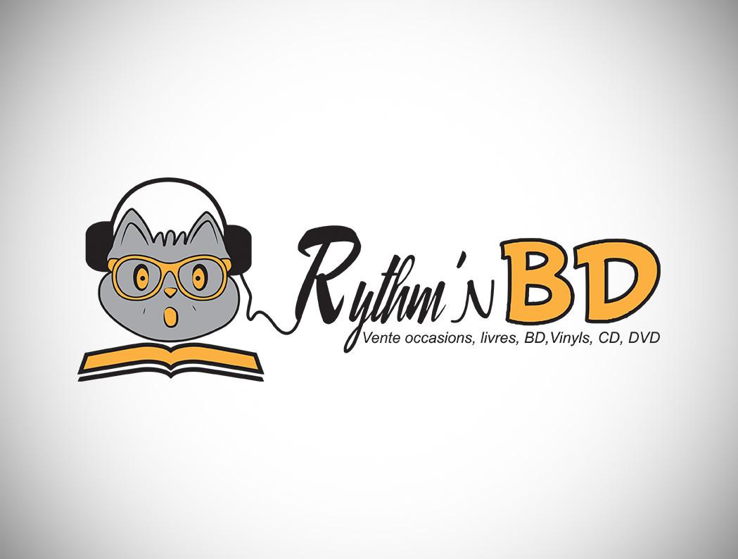 création_logo_boutique_CD_BD_Vinyl_graph