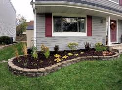 Front Yard Design & Installation
