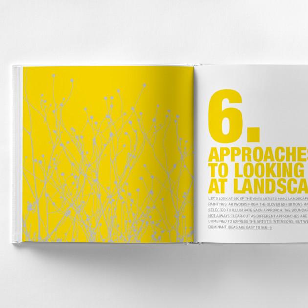 LOOKING FOR LANDSCAPE / Book design