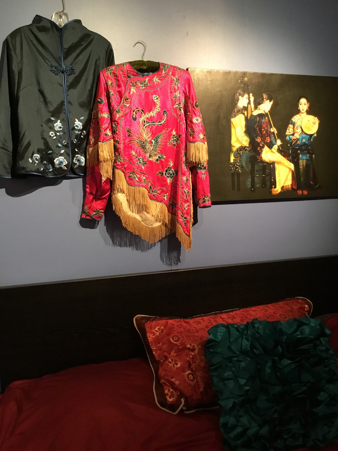 My Magical Mystery Tour: How I fell in love with fabrics, textures and touch.