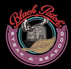 black patch