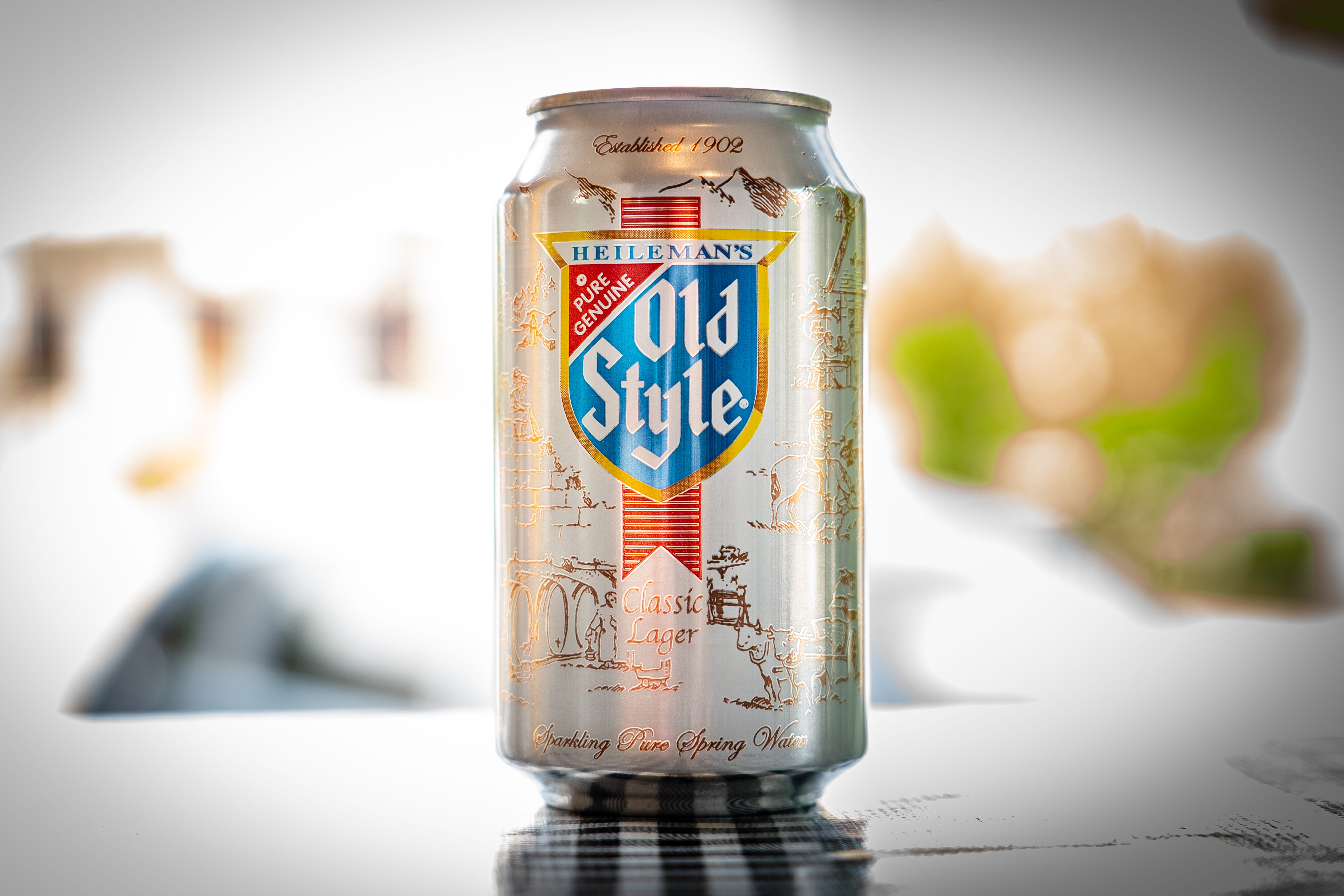Old Style beer