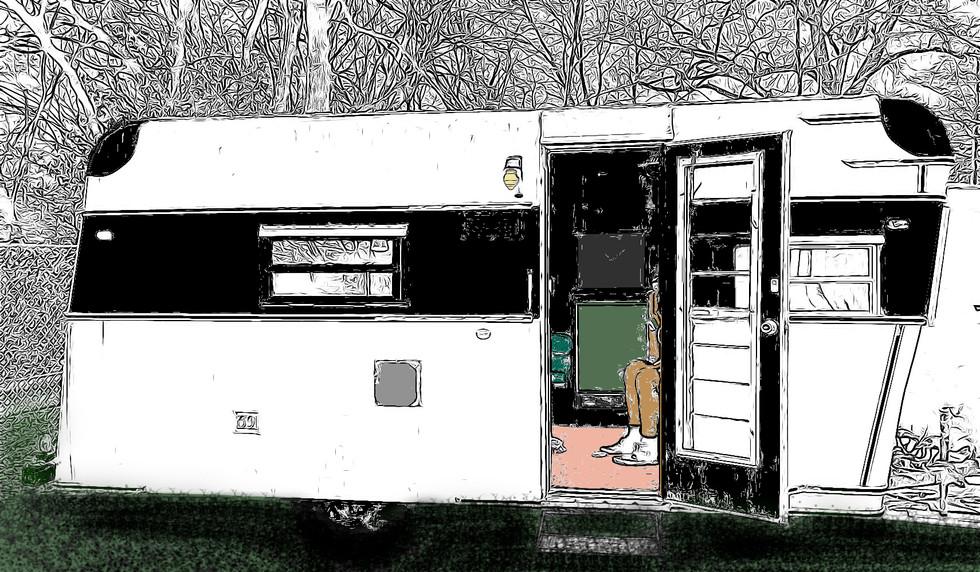 The R.I.P. Camper Design