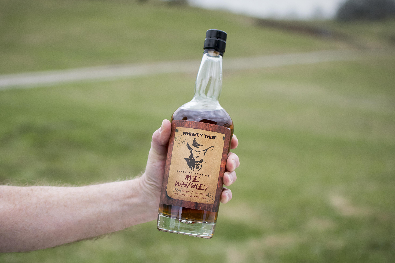 Whiskey Thief Rye Whiskey