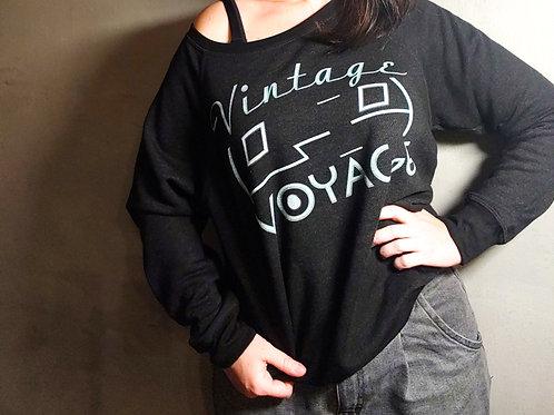 Vintage Voyage Ladies Sweatshirt