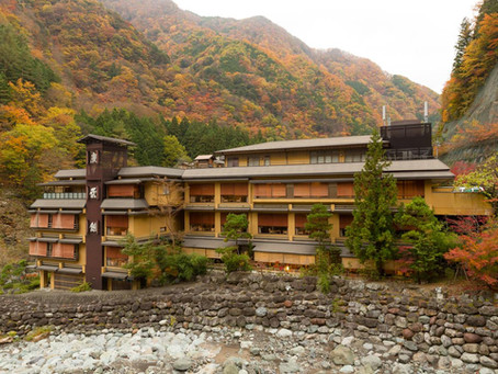 Koshu Nishiyama Hot Springs Inn - The Story of Longevity We All Need Right Now