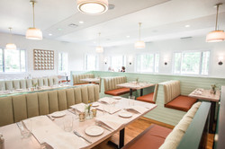 The Pine Room Restaurant Interior